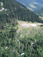 Paragliding Fluggebiet Europa » Frankreich » Rhone-Alpes,Annecy: Col de La Forclaz,