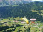 Paragliding Fluggebiet Europa » Frankreich » Rhone-Alpes,Le Grand Bornand,P / LZ le Buchet (geänderte Position!) ©www.legrandbornand.com