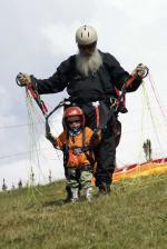 Paragliding Fluggebiet ,,Tandem