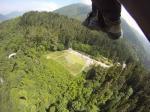 Paragliding Fluggebiet Europa » Frankreich » Rhone-Alpes,Annecy: Planfait,Startplatz