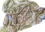 Paragliding Fluggebiet Europa » Frankreich » Rhone-Alpes,Annecy: Planfait,Übersicht... Vielleicht für den Erstbesuch ganz hilfreich. Copyright nicht bekannt.