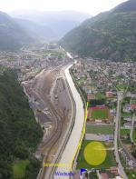 Paragliding Fluggebiet Europa » Schweiz » Wallis,Fiesch - Kühboden/Eggishorn,