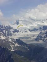 Paragliding Fluggebiet Europa » Schweiz » Wallis,Verbier: Croix de Coeur - Ruinettes - Attelas,Grand Combin