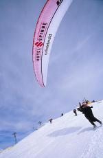Paragliding Fluggebiet Europa » Schweiz » Wallis,Verbier: Croix de Coeur - Ruinettes - Attelas,Winterstart in Ruinettes  mit freundlicher Genehmigung ©www.azoom.ch