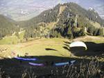 Paragliding Fluggebiet Europa » Deutschland » Bayern,Brauneck,Ost-Start