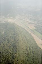 Paragliding Fluggebiet ,,Blick auf die Porta und Porta Westfalica