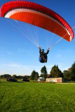 Paragliding Fluggebiet Europa » Deutschland » Nordrhein-Westfalen,Warendorf Freckenhorst,