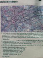 Paragliding Fluggebiet Europa » Deutschland » Baden-Württemberg,Neidlingen - Gemarkung Aurach,Hinweisschild Teil 2