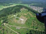 Paragliding Fluggebiet Europa » Deutschland » Baden-Württemberg,ahmetalpba,Naturstartplatz (Ralph 17.07.2005)