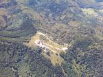 Paragliding Fluggebiet ,,Sicht auf den Hochblauen August 2011