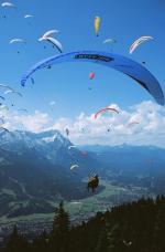 Paragliding Fluggebiet Europa » Deutschland » Bayern,Wank,mit freundlicher Genehmigung ©www.azoom.ch