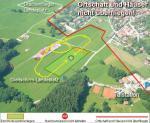 Paragliding Fluggebiet Europa » Deutschland » Bayern,Hochries,Landeplatz Info  ©www.gleitschirmclub-inntal.de/