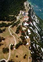 Paragliding Fluggebiet ,,Rauschberg Start