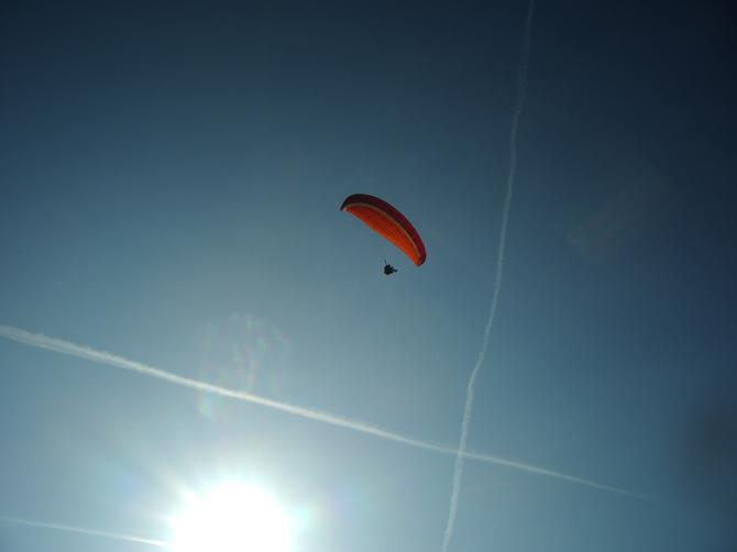 03.05.07  mein erster Flug an der Winde