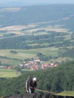 Paragliding Fluggebiet Europa » Deutschland » Hessen,Wasserkuppe,Abstrodaer Kuppe Ideal zum perfektionieren des Rückwärtsstarten