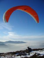 Paragliding Fluggebiet Europa » Deutschland » Bayern,Osser,Oli am Osser  23.12.07