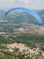 Paragliding Fluggebiet Europa » Italien » Molise,Campochiaro,