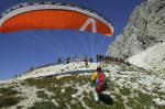 Paragliding Fluggebiet Europa » Italien » Venetien,3 Zinnen/ Drei Zinnen/ Tre Cime di Lavaredo,Start beim Rif. Auronzo am Fuss der 3 Zinnen.  mit freundlicher Genehmigung ©www.azoom.ch