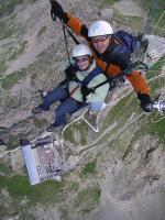 Paragliding Fluggebiet Europa Schweiz Bern,Niesen,