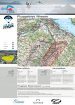 Paragliding Fluggebiet ,,Bitte tragt durch die Einhaltung des Überflugverbots zur Sicherheit aller LuftraumnutzerInnen rund um den Flugplatz Reichenbach bei.