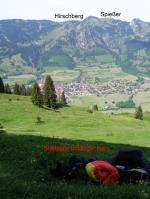 Paragliding Fluggebiet Europa » Deutschland » Bayern,Hindelang,
