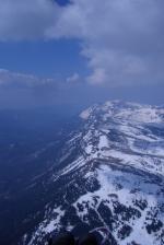 Paragliding Fluggebiet ,,Ein Hammertag im April