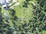 Paragliding Fluggebiet Europa » Österreich » Niederösterreich,Losenheim,Startplatz aus der Luft