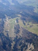Paragliding Fluggebiet Europa » Schweiz » Solothurn,Weissenstein,Startplatz