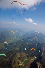 Paragliding Fluggebiet Europa » Schweiz » Solothurn,Weissenstein,@www.azoom.ch