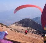 Paragliding Fluggebiet Asien » Türkei,Babadag,Babadag Start2
