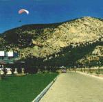 Paragliding Fluggebiet Asien » Türkei,Mugla - Sendeturm,Oren Flug