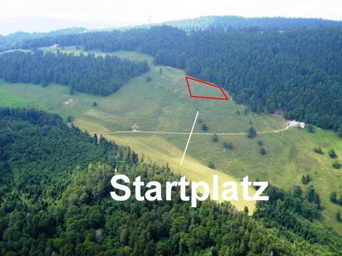 Startplatz Bützen