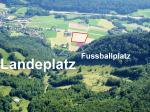 Paragliding Fluggebiet Europa » Schweiz » Jura,Werdtberg (Montoz),Landeplatz Süd (La Heutte)