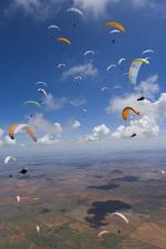 Paragliding Fluggebiet Australien / Ozeanien » Australien » New South Wales,Manilla - Mount Borah,