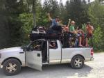 Paragliding Fluggebiet Nordamerika » Kanada » Britisch Columbia,Pemberton (Mackenzie),