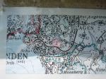 Paragliding Fluggebiet ,,Karte Landeplatz