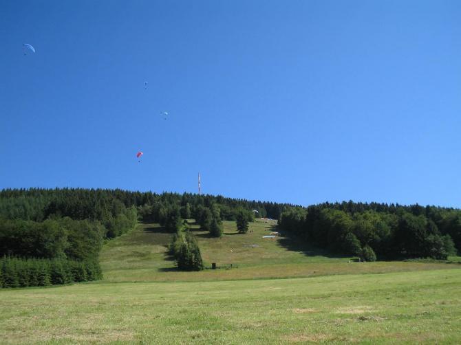 Nordhelle im Sommer 2005