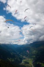 Paragliding Fluggebiet Europa » Österreich » Osttirol,Zettersfeld,@www.azoom.ch