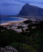 Paragliding Fluggebiet ,,San Vito lo Capo mit dem Monte Monaco