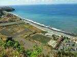 Paragliding Fluggebiet Europa » Portugal » Madeira,Cabo Girao,LP Praia Formosa Sandplatz 6.5km vom Startplatz entfernt ! B: Gmaps/interpol/mike.tyson