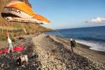 Paragliding Fluggebiet Europa » Portugal » Madeira,Cabo Girao,stufiger Kiesstrand der in Längsrichtung einfach zu landen ist