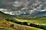 Paragliding Fluggebiet Europa » Italien » Umbrien,Castelluccio,