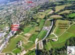 Paragliding Fluggebiet Europa » Italien » Venetien,Monte Avena,Atterraggio / Landeplatz Pedavena Boscherai