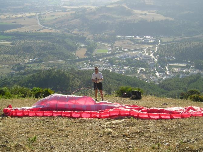 Start El Bosque , 06/09