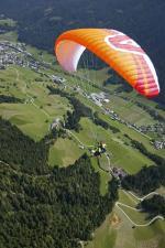 Paragliding Fluggebiet Europa » Österreich » Osttirol,Thurntaler,