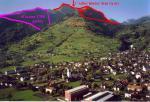 Paragliding Fluggebiet Europa » Schweiz » Appenzell Innerrhoden,Hoher Kasten,Beschränkungen beachten!  ©www.hfw-club.ch