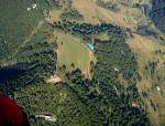 Paragliding Fluggebiet Europa » Deutschland » Baden-Württemberg,Schauinsland,Über dem Schauinslandgipfel-in 2000m Höhe macht es zusammen so richtig Spass