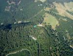 Paragliding Fluggebiet Europa » Deutschland » Baden-Württemberg,Schauinsland,Über dem Schauinslandgipfel