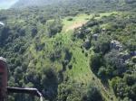Paragliding Fluggebiet Europa » Spanien » Andalusien,Algodonales - Sierra de Lijar,Der Startplatz (N) und auch Toplandeplatz.
