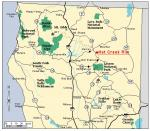 Paragliding Fluggebiet Nordamerika » USA » Kalifornien,Hat Creek Rim,